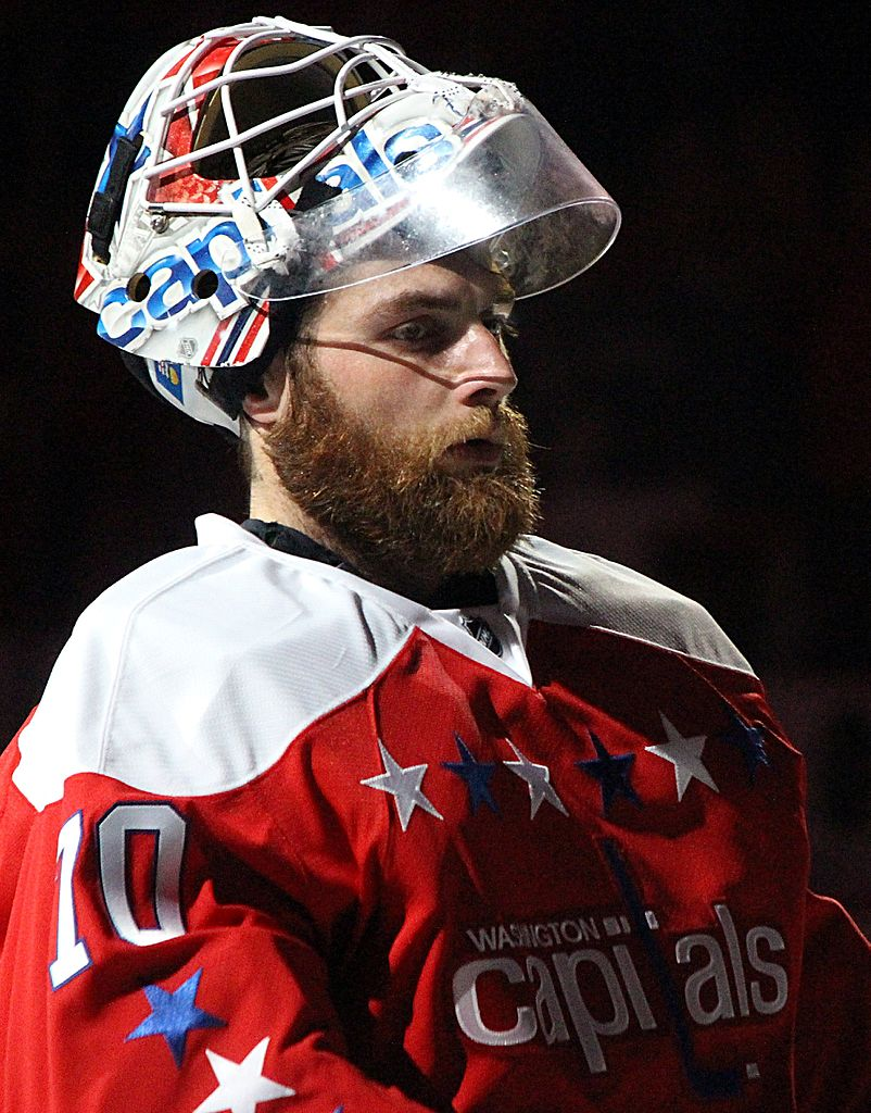 Braden Holtby Records Seventh Career Playoff Shutout Canadian Sport Scene